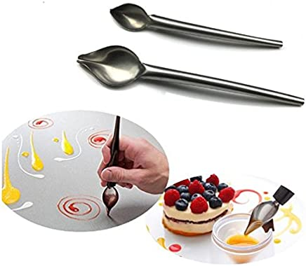Pencil Spoons Pizza Chocolate Cake Decorating Tools Kitchen Accessories For Baking Confectionery Pastry Tools Xiaolanwelc (Small)