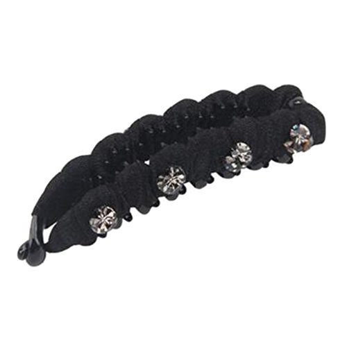 Femmes Filles Banana Clip Clips de cheveux Epingle à cheveux Pretty Hair Holder Claws #28