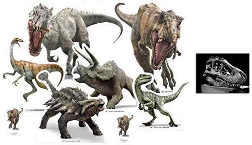"""Velociraptor vert Attaque Pack Jurassic World Fallen Kingdom 5-7/"""" 2018 MATTEL"""