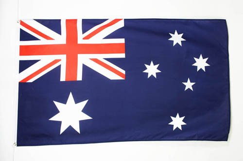 AZ FLAG Flagge AUSTRALIEN 150x90cm - AUSTRALISCHE Fahne 90 x 150 cm feiner Polyester - flaggen