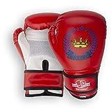 Senston Guantes de Boxeo 4 6 OZ Guante de Entrenamiento Guantes de Kickboxing para Boxeo, Artes Marciales,...