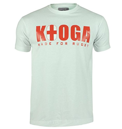 KOOGA England 6 Nations Herren Fan-T-Shirt, XXL