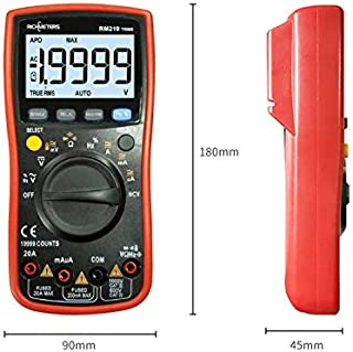 Yiding RM219 Auto Power off True-RMS 19999 Counts Digital Multimeter for NCV Frequency AC DC Voltage Ammeter Current Ohm