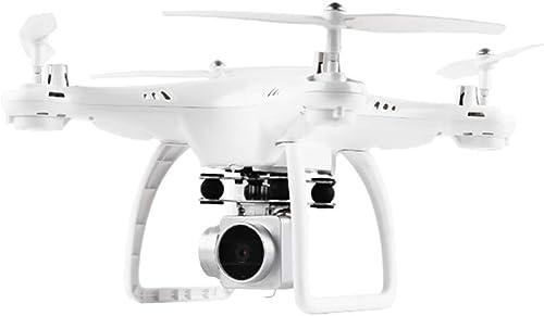 Chenang Vier Achsen Drohne, Fernsteuerung Quadrocopter, 1080P ,HJ18W 2,4 GHz FPV WiFi 1080P HD Kamera Fernbedienung RC Quadcopte Selfie Drone (Weiß)