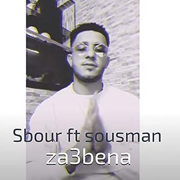 Za3bena (feat. Sousman)