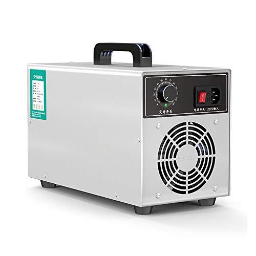 Qiufo Kommerzielle Deodorant-Ozon-Produktion-3 G/H, Luftreiniger/Desinfektionsmittel/Bakterizid, Deodorant/Geruchsentfernung/Formaldehydentfernung