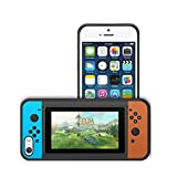 Zelda Switch Style ModifiedCases Bumper Case Compatible With Apple iPhone 5/5s