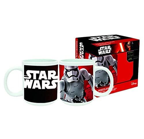 Tazza in ceramica per Bambini in confezione regalo (Star Wars - Guerre Stellari)
