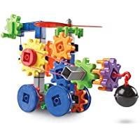 116-Pieces Learning Resources Machines In Motion Gear Toy