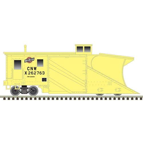 Atlas C&NW Russell Snow PLOW