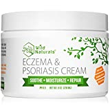 Wild Naturals Eczema Psoriasis Cream - for...