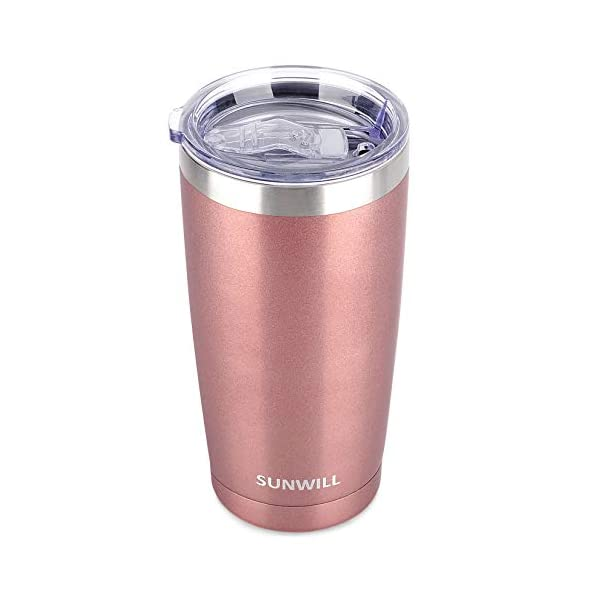 SUNWILL Travel Tumbler