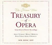 Prima Voce: Treasury of Opera 1 by LECOUVREUR / ORSSINI / MASSENET (2000-02-15)