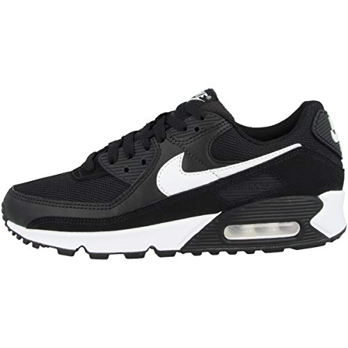 Nike Womens Air Max 90 Womens Running Casual Shoes Cq2560-001 Size 9