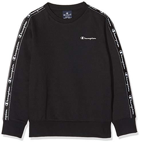 Champion Jungen Seasonal Taped Logo Sweatshirt, Kk001, XX-Small
