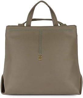 Baggit Women's Backpack (Beige)