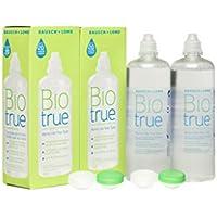 BAUSCH + LOMB - Biotrue® Solución Única - Pack 2 botellas x 300 ml y 60 ml de regalo