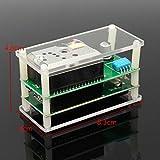 SHIJING Hogar PM 2.5 Módulo Detector de visualización del Monitor de Calidad del Aire el Polvo del Sensor analizadores de Gases para la Seguridad del Coche al Aire Libre