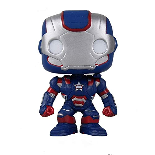 FFunko POP!: Marvel: Iron Man 3: Iron Patriot