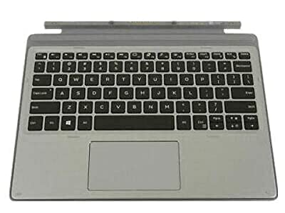 New PT for Dell Latitude 7200 2-in-1 Tablet Travel Keyboard 24D3M 024D3M