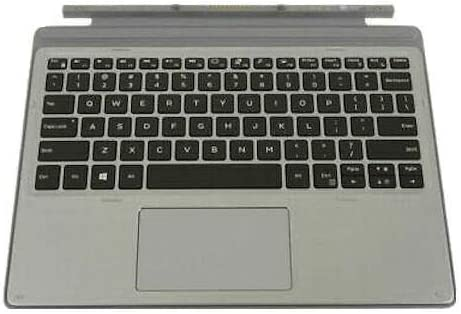 New PT for Dell Latitude 7200 2-in-1 Tablet Travel Keyboard 1X2P3 580-AIBC