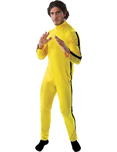 Adult Martial Artist Costume
