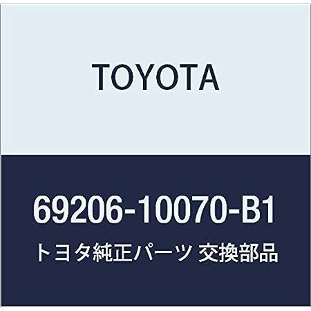 69206-10070-B1 Handle Sub-Assy Genuine Toyota Parts Fr