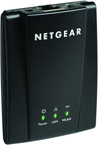 NETGEAR WNCE2001-100PES Universal WLAN Internet Adapter (Ethernet to WLAN)