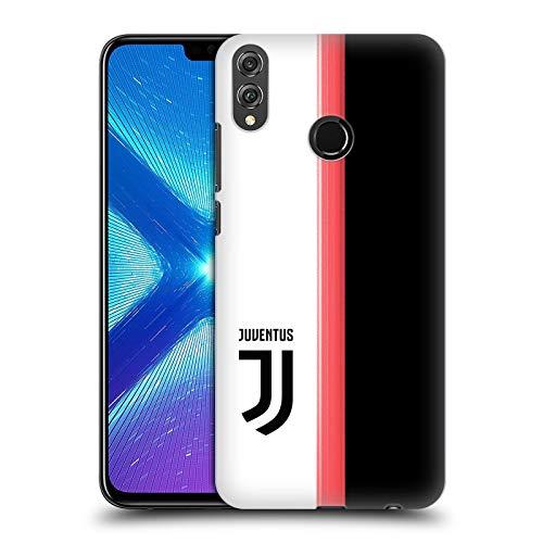 Head Case Designs Licenza Ufficiale Juventus Football Club in Casa 2019/20 Race Kit Cover Dura per Parte Posteriore Compatibile con Huawei Honor 8X / View 10 Lite