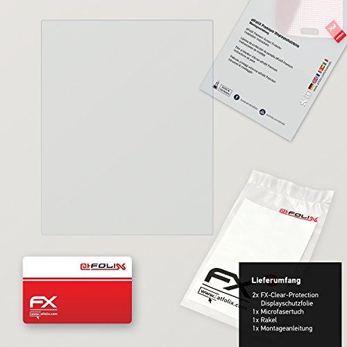 atFoliX FX-Clear Protector de pantalla f1 / 4r Sony PRS-300 Reader Pocket Edition miniatura