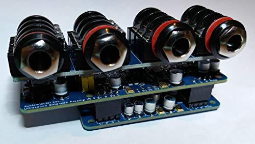 Audio Injector Ultra 2 Soundkarte für Raspberry Pi