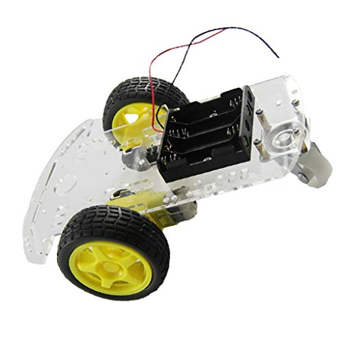 Amazon.es - 2WD Smart Robot Chassis Kit