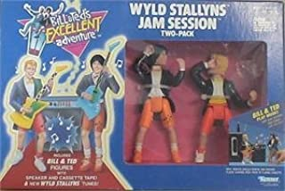 Bill and Teds Excellent Adventure Wyld Stallyns Jam Session Two Pack