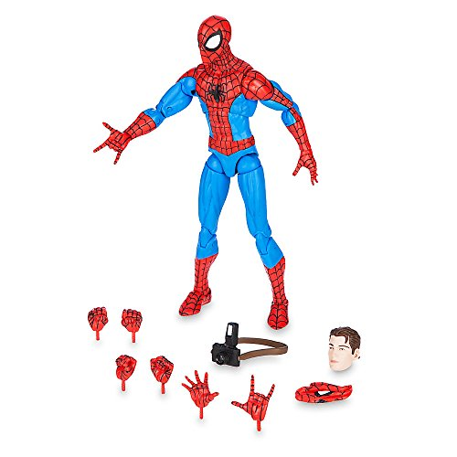 Marvel Select Spectacular Spider-Man 7 Action Figure
