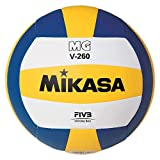 MIKASA - Pelota de voleibol ligera (260 g)