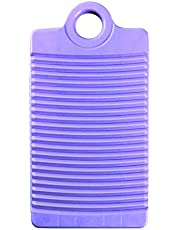 TXSD Hangbaar antislip wasbord, plastic wasbord Kledingreinigingsgereedschap voor kinderen Schone was
