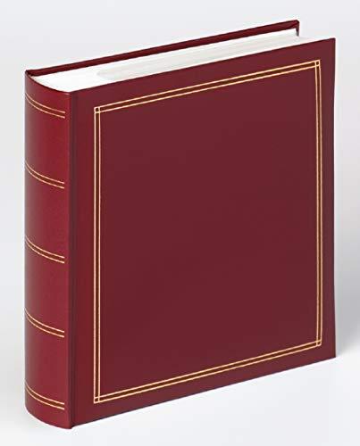 Walther design ME-138-R Memo-Album Monza, rot für 200 Fotos 10x15