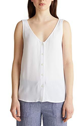 Esprit 040ee1f317 Blusas, 100/Blanco, 40 para Mujer