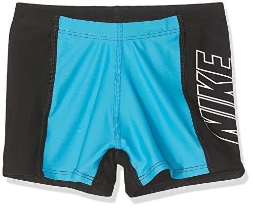 Nike NESS8104 S 001 zwembroek, kinderen, zwart (black), M