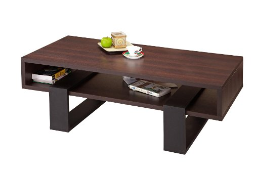 Online enitial lab monroe rectangular coffee table for Furniture of america enitial lab