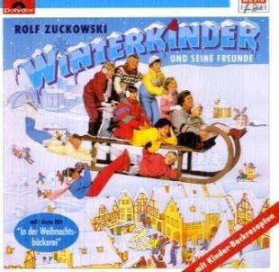 Winterkinder. CD. AV Rolf und seine Freunde ... auf der Suche nach Weihnachten