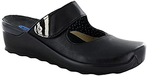 Wolky Clogs 2576200 - 200 schwarz leather - 37