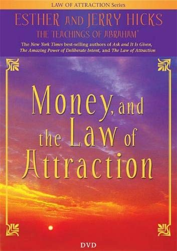 Money, and the Law of Attraction DVD: Learning to Attract Wealth, Health, and Happiness