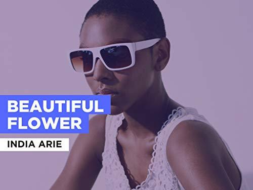 Beautiful Flower al estilo de India Arie