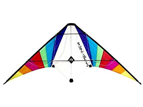 Ak Sport - 0911315 - Cerf-Volant - Rhombus Rainbow - Modèle Aléatoire