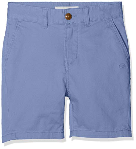 Quiksilver Jungen Krandy Walk Shorts, Stone Wash, 28/14