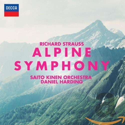 Richard Strauss: Eine Alpensinfonie