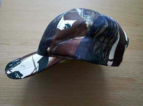 SSP Casquette de baseball pour homme Camouflage