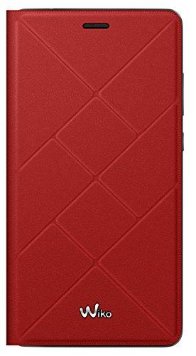 Original Wiko 95651 Flip Cover Pulb 3G/4G rot