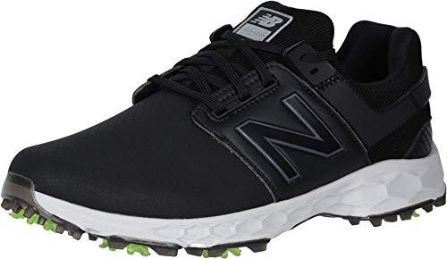 New Balance Men's Fresh Foam LinksPro Golf Shoes (Black, 15)